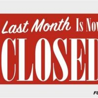 07-Service-month-end-closed